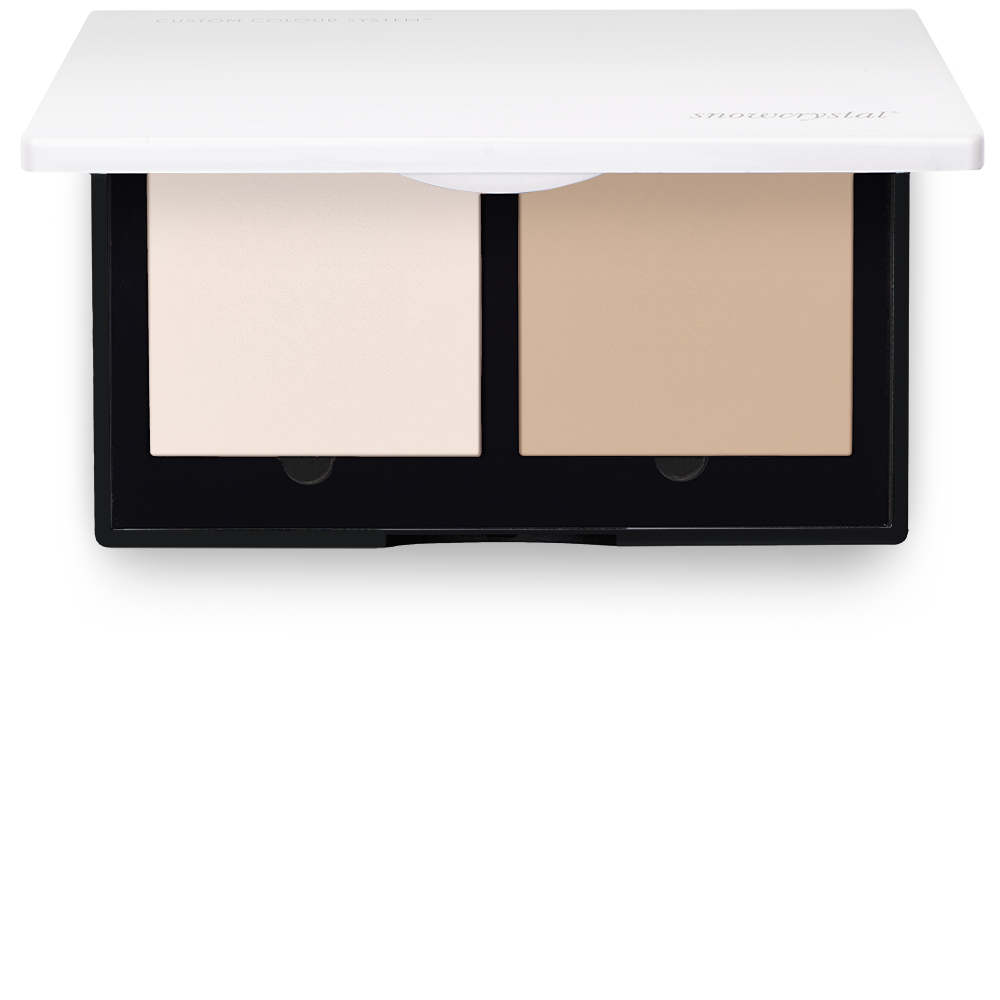 Neutral powder N1 and Neutral Highlighter N1