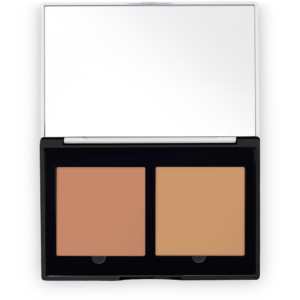 Foundation duo cool C5 and warm W5